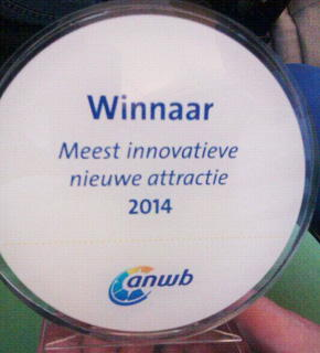 ANWB innovation prize 2014